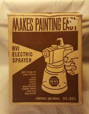 Vintage BVI Burgess Electric Sprayer VS-855