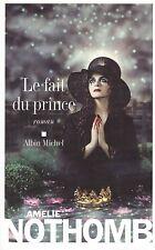 AMELIE NOTHOMB LE FAIT DU PRINCE + PARIS POSTER GUIDE