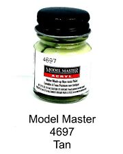 Model Master 4697 Tan FS20400 1/2 oz Acrylic Paint Bottle