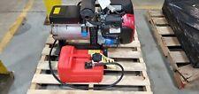 15kW Honda ET20F-200 Generator w/Gas Tank, Key Start, Open Skid Mounted