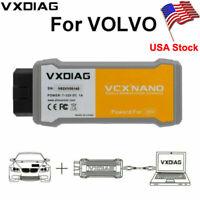 US Ship VXDIAG VCX NANO V2014D Car Diagnostic Tool OBDII Scannner for Vida Dice