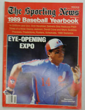 The Sporting News Magazine Montreal's Andres Galarraga 1989 052215R