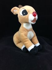 "Rudolph The Red Nosed Reindeer 6"" Plush Stuffed Animal Island of Misfit Toys"
