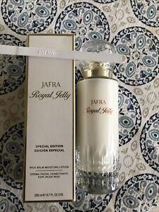Jafra Royal Jelly Milk Balm Jumbo 6.7 FL.OZ. - ORIGINAL FORMULA - GENUINE ITEM