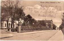 Feldpost Ansichtskarten aus Niedersachsen
