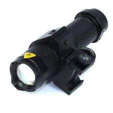Torcia Lampada ultra potente a laser LED bianco 800 lumen - ID 4358