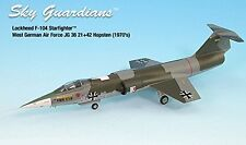 F-104 West German AF JG 36 War Airplane Miniature Model Metal Die-Cast 1:72 Part