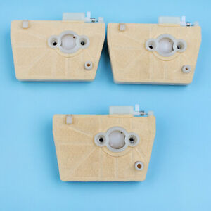 3pcs Air Filters for STIHL 038AV 038 Super 038 Magnum MS380 MS381 119-120-1611
