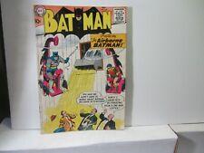 Batman DC Silver Age Comic Book Issue #120 (Dec 1958) Nice