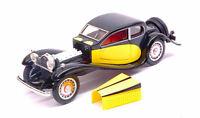 Model Car Scale 1:43 rio Bugatti T 50 vehicles diecast