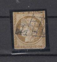 Bi6346/ FRANCE – CERES – Y&T # 1 USED – CV 425 $