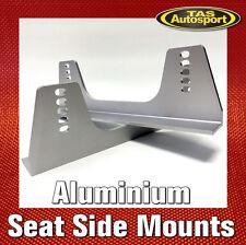 Tall Seat Side Mounts Aluminium 6061-T6 Hard Anodised COBRA SPARCO BRIDE RECARO