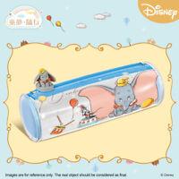 Disney Classic Dumbo Round Pouch Travel Bag 3D Figurine Flying Elephant Dream HK