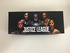 DC JUSTICE LEAGUE MOVIE VERY RARE FIGURE SET