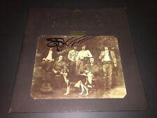 Crosby Stills Nash & Young SIGNED Deja Vu LP X2 CSNY Album Vinyl PROOF