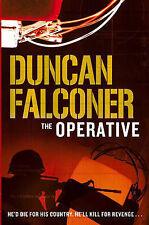 The Operative, Duncan Falconer | Hardcover Book | Good | 9780316731300