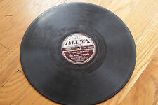 "JUKE BOX Recording THE BLUES WOMAN Voo It Voo it, Crying Blues 10"" 78rpm"
