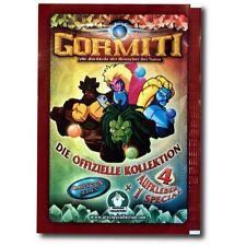Gormiti _ The Lords Of Nature Return Album Di Figurine Collezione -