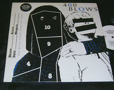 400 Blows The Good Clean English Fist Lp Uk Import