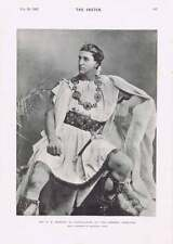 1901 IL SIGNOR FR Benson come CORIOLANO LA SIGNORINA Julie OPP