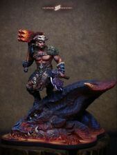 Galapagos 75mm Grogoth Resin Model - 41810