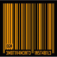 OGM (ex Hiroshima Mon Amour) cd Emotivamente instabile (post punk, alternative)