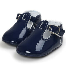 fd8f8feb32f0c Newborn Boys Baby Soft Sole Crib Shoes Toddler Sneakers Leather Shoes 0-18M  UK
