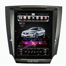 """10.4"""" vertical screen Android car Stereo For Lexus IS250 IS300 GPS Navigation"""