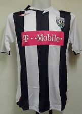WEST BROMWICH ALBION 2006/07 S/S HOME SHIRT BY UMBRO XL/BOYS BRAND NEW
