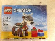 Lego Creator Christmas Reindeer 30474