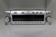 JVC kd-nx1r sistema de navegación CD autoradio doble sintonizador RDS radio kdnx1r plata
