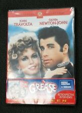 GREASE Widescreen Collection DVD With Songbook NEW Free Shipping 2002 Sealed
