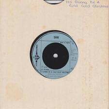 DANA - It's Gonna Be A Cold Cold Christmas [Vinyl Single 7 Inch,1975] UK *VG+