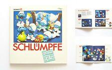 CATALOGUE VINTAGE SCHTROUMPF SMURF SCHLEICH NEUF LES SCHTROUMPFS DE 1965 A 1986