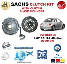 Per VW Beetle 1.8T RSI 3.2 4 Motion 2000 > Sachs Kit Frizione A CILINDRO SCHIAVO incl