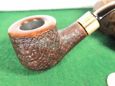 UNSMOKED U.S.A PIPE MAKER TIM THORPE  BEAUTIFULLY GRAIN  MUST SEE GORGEOUS!!