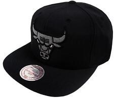 Mitchell & Ness Chicago Bulls Milo EU829 Snapback Cap Kappe Basecap