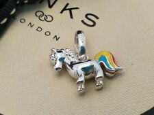 Links Of London Horse Chinese Zodiac Charm, silver, ex con