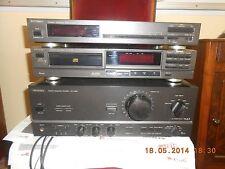 amplificatore v TECHNICS  SU- V 660 + SINTONIZZATORE + CD.