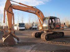 CASE CX130 CX160 CX210 CX240 Crawler Excavator Service Training Manual