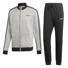 Adidas Men Tracksuits Classic Set Training Sports Co Relax Work Out Gym DV2444