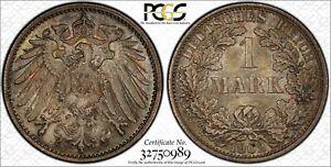 Germany Mark 1902-F PCGS MS 65