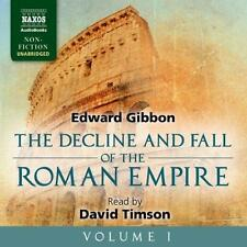Edward Gibbon - The Decline and Fall of the Roman Empire - 6 Volumes on mp3 DVD