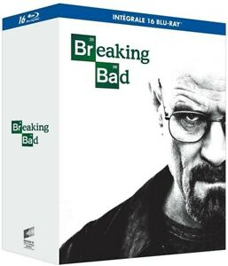 BREAKING BAD Intégrale Coffret BLURAY - Neuf sous blister - Edition FR