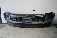 2017-2018 FORD F-250 FRONT BUMPER