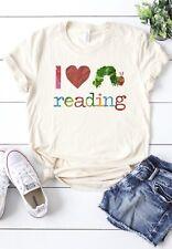 I Love Reading Hungry Caterpillar T-Shirt