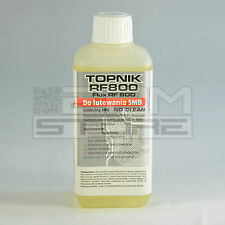 Flussante RF800 100 ml - per SMD - NO CLEAN applicatore a pennello - ART. DT22