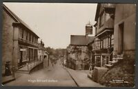 Postcard Oxted nr Caterham Surrey post office High Street hotel early RP Gregory