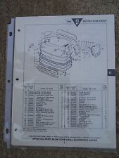 1964 Johnson 40 HP Outboard RD RDL RDS RDSL Parts Catalog MORE IN OUR STORE  U