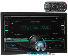 KENWOOD DPX301U 2-DIN CD MP3 WMA USB IPOD EQUALIZER IPHONE PANDORA CAR STEREO